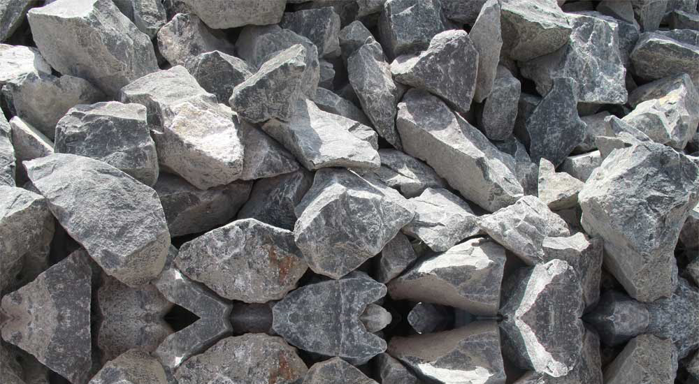90 mm Aggregate Material