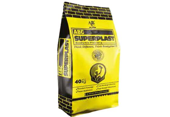 Super Plast <br>(Readymix Plaster)